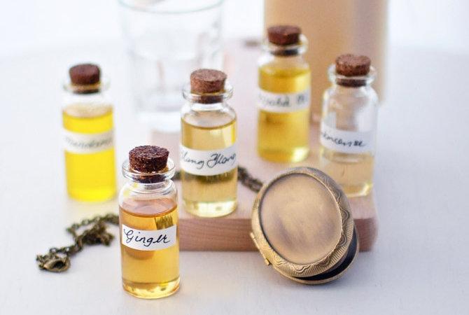 Essential Oil Perfume Modern Ritual